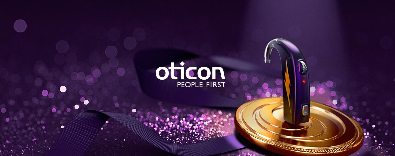 سمعک های اتیکن Oticon