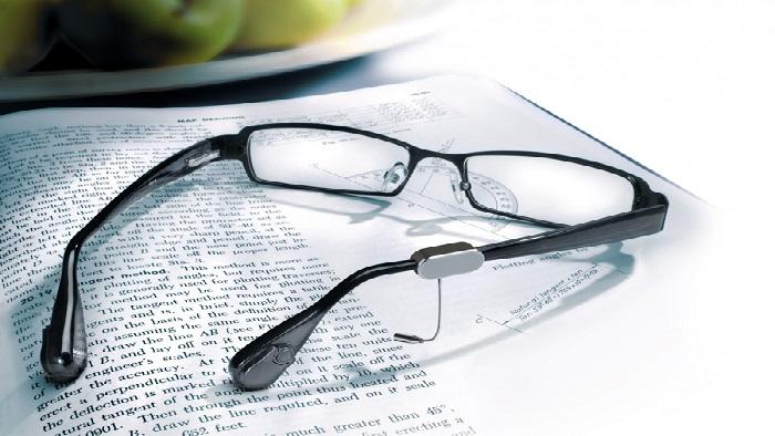 سمعک عینکی