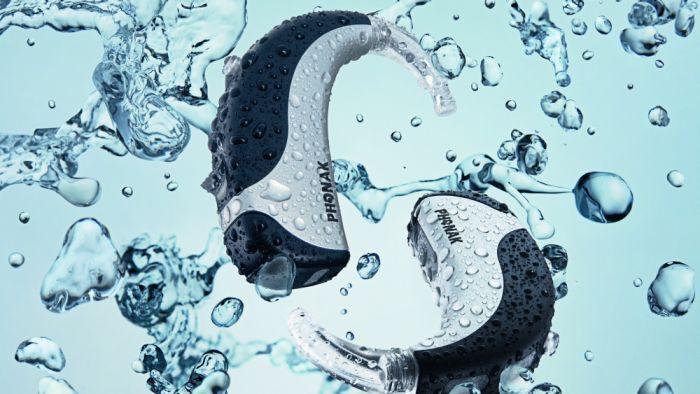 انواع سمعک ضد آب